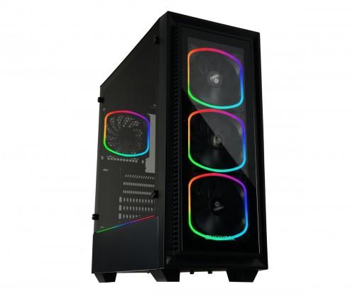 Enermax SquA RGB Lüfter: Eckiges Design mit ARGB-Beleuchtung