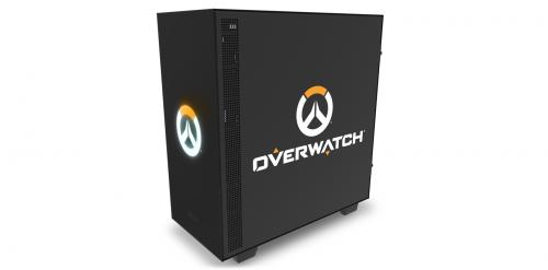NZXT: Neues H500-Gehäuse im Overwatch-Design