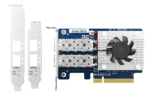 QNAP: 25-GbE-Netzwerkkarte für NAS und PC