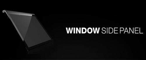 Bild: be quiet! Neues Fenster-Seitenteil für das Silent Base 801 und 601