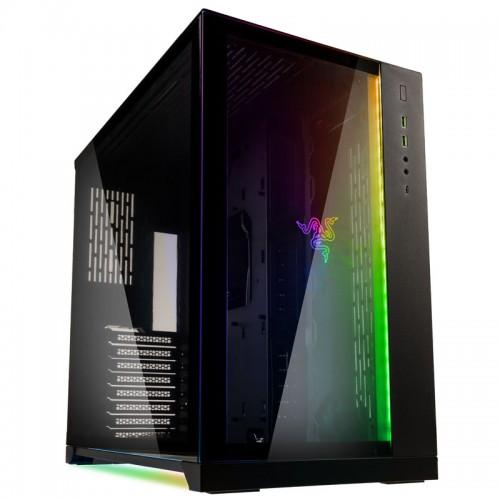 Caseking präsentiert Lian Li O11 Dynamic in der Razer-Edition