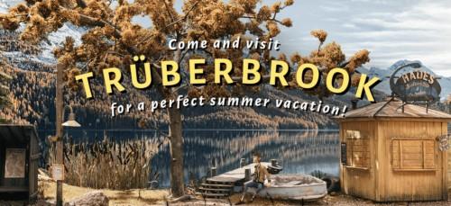 Trüberbrook: Der Release-Trailer zum deutschen Mystery-Adventure