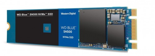 WD Blue SN500 SSD Image