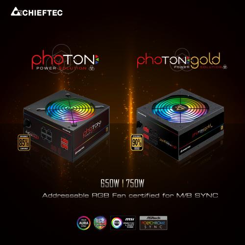 Chieftec Photon PhotonGold