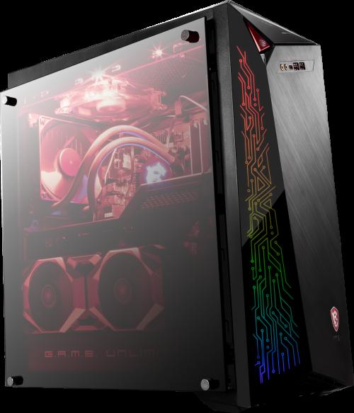 MSI präsentiert neue Desktop-PCs mit Core-i-CPUs der 9ten Generation