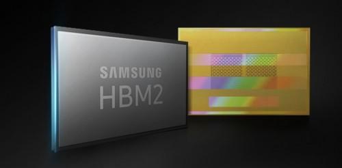 HBM2E von Samsung: 33 Prozent schneller, doppelte Kapazität