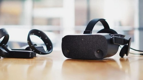 HP Reverb: VR-Headset für die Windows Mixed Reality