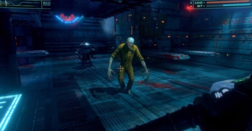 System Shock Remastered: 21-Minuten-Video zeigt Gameplay des ersten Levels