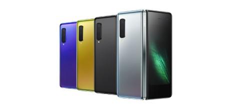 Samsung Galaxy Fold: Veröffentlichung in Deutschland am 3. Mai 2019