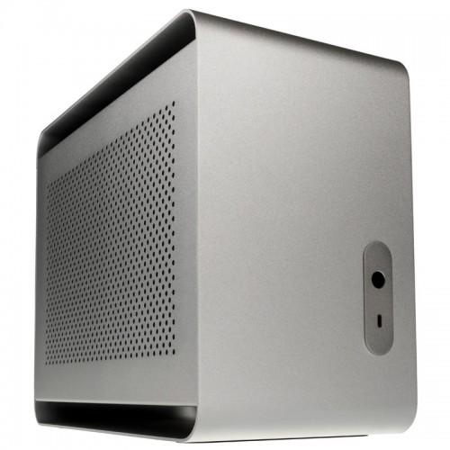 Streacom DA2: Ein elegantes Mini-ITX-Gehäuse