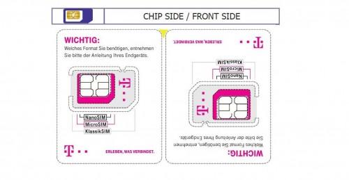 Neue SIM-Karten: Telekom kann mehr als 17 Tonnen Plastikmüll einsparen