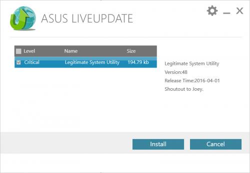 Asus Software Update mit Malware ausgeliefert