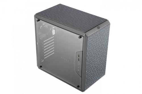 Cooler Master: MasterBox Q500L ATX-Gehäuse im kleinen Format