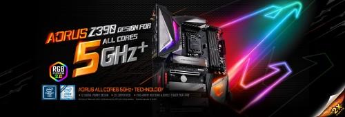 Gigabyte veröffentlicht BIOS-Updates für die neuen Core-i-CPUs von Intel