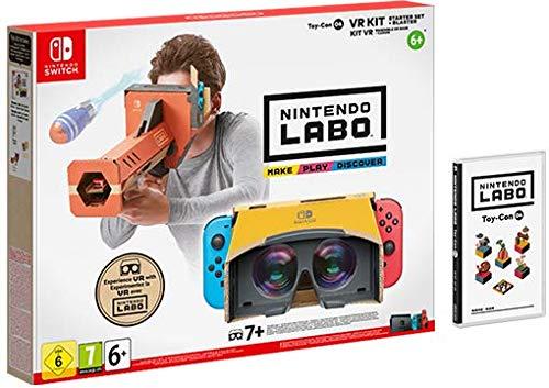 Nintendo Switch: VR-Modus für Zelda und Super Mario angekündigt