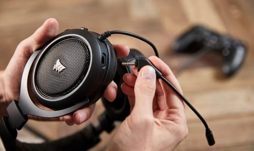 Bild: Corsair HS50: Stereo-Headset im Angebot bei Amazon