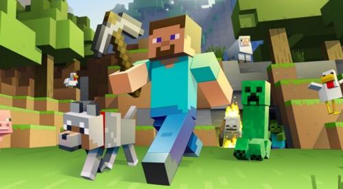 Minecraft mit Shader-Mod und extremer Grafik im Vergleichsvideo