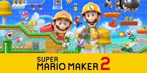 Super Mario Maker 2 kommt Ende Juni