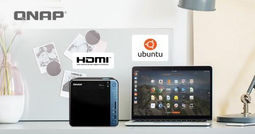 QNAP Linux Station unterstützt Ubuntu 18.04