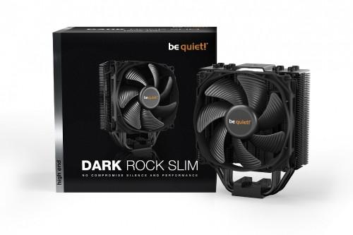 Bild: be quiet! Dark Rock Slim: Kompakter CPU-Kühler vorgestellt