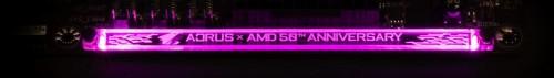 Gigabyte X470 Aorus Gaming 7 WiFi-50: Sonderedition zum 50-jährigen AMD-Jubiläum