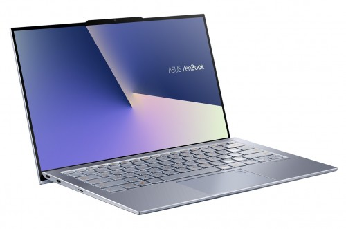 ZenBook S13 UX392 Product photo 2B Utopia Blue 07