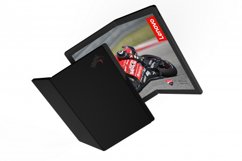 Lenovo Worlds First Foldable PC 1