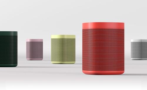 Sonos One: Entweder mit Google Assistent oder Amazon Alexa