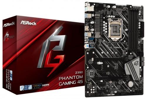 Bild: ASRock präsentiert Z390 Phantom Gaming 4S
