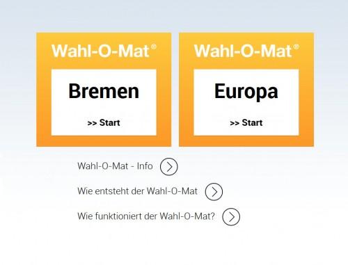Wahl-O-Mat: Verwaltungsgericht Köln verbietet Einsatz bei Europawahl