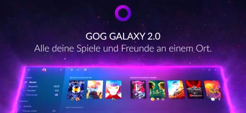 Screenshot 2019 05 24 GOG GALAXY 2 0 Alle deine Spiele und Freunde an einem Ort