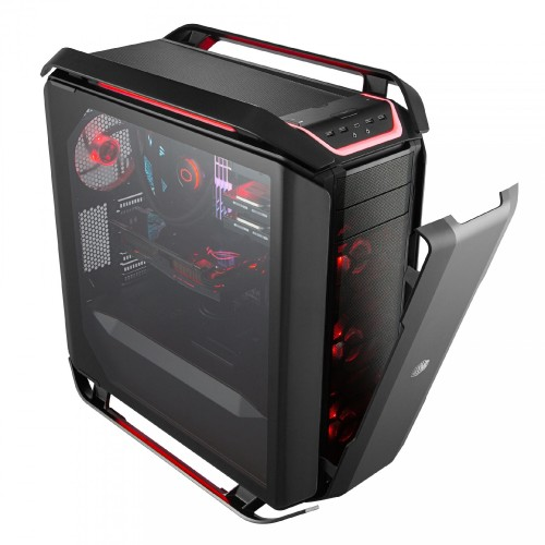COSMOS C700P Black Edition build (4)