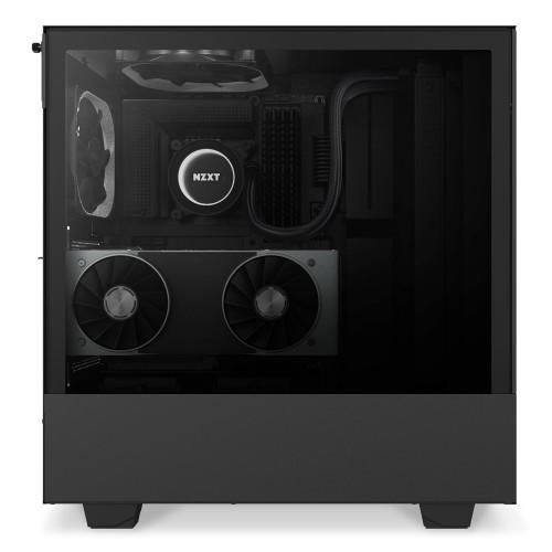 NZXT H510 Elite: Premium-ATX-Gehäuse HUE 2 Beleuchtungssystem