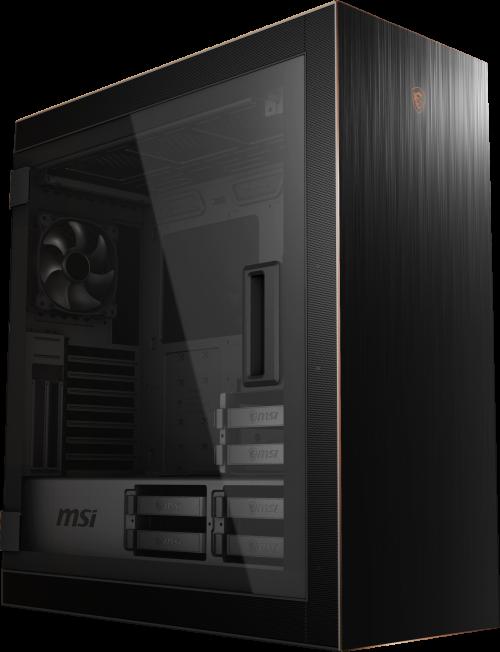 MSI MPG Sekira 500: Gaming-Gehäuse für große E-ATX-Mainboards