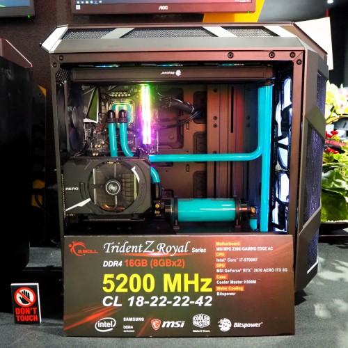 G.SKILL zeigt RAM mit 5.200 MHz und weitere DDR4-Kits