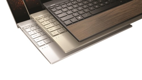 HP ENVY 13 All Colors Stacked