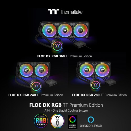 Thermaltake Floe DX RGB Series TT Premium Edition 2