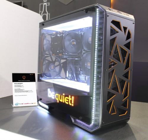 be quiet! Pure Base 500 und neue Netzteile auf der Computex 2019
