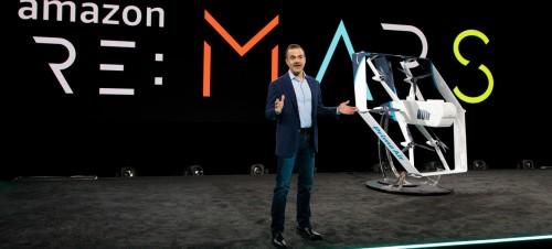Amazon plant Einführung der Drohnenlieferung in den nächsten Monaten