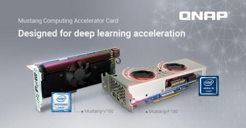 QNAP Mustang: VPU- und FPGA-basierte KI-Deep-Learning-Karten für PCIe