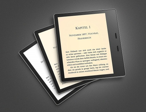 amazon kindle oasis 4g neu