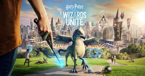 harry potter wizards unite teaser2