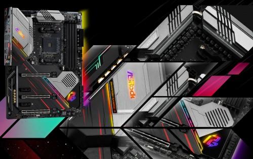 ASRock stellt neue X570-Mainboards mit AM4 vor