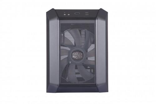 Cooler Master MasterCase H100: Das besonders kompakte Würfel-Gehäuse
