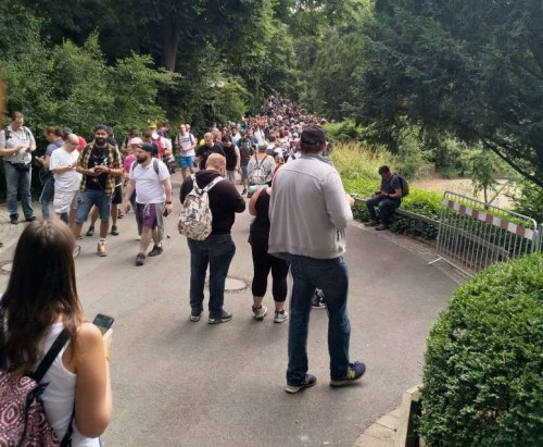 Pokémon GO: Die Zahlen zum GO-Fest in Dortmund - So viele Spieler waren im Westfalenpark