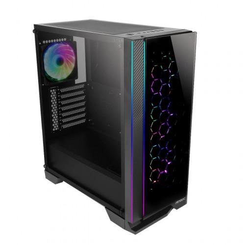 Antec NX500 und NX600: Günstige Gehäuse mit viel RGB-Beleuchtung