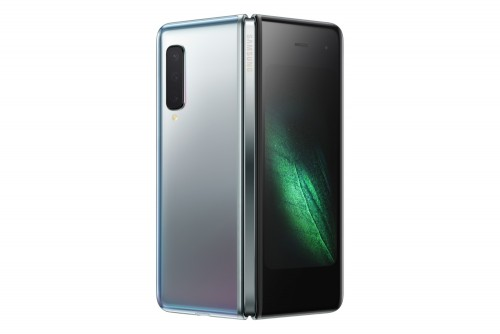 Samsung Galaxy Fold: Klapp-Smartphone kommt im September