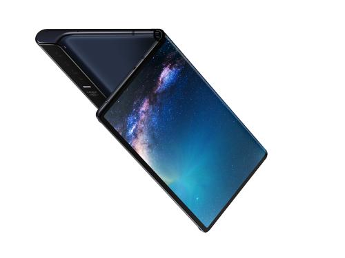 Huawei Mate X: Neues Design des faltbaren Smartphones vorgestellt