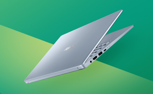 Asus VivoBook 14: Notebook mit 24-Stunden-Akkulaufzeit