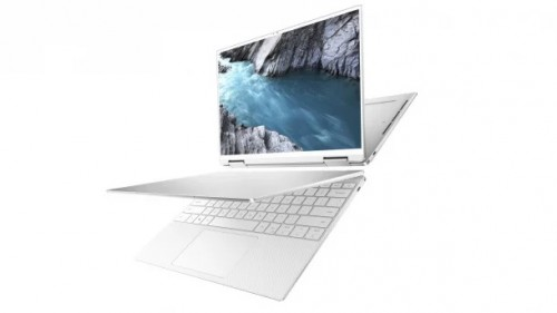 Dell XPS 13 2 in 1 7390t white 1